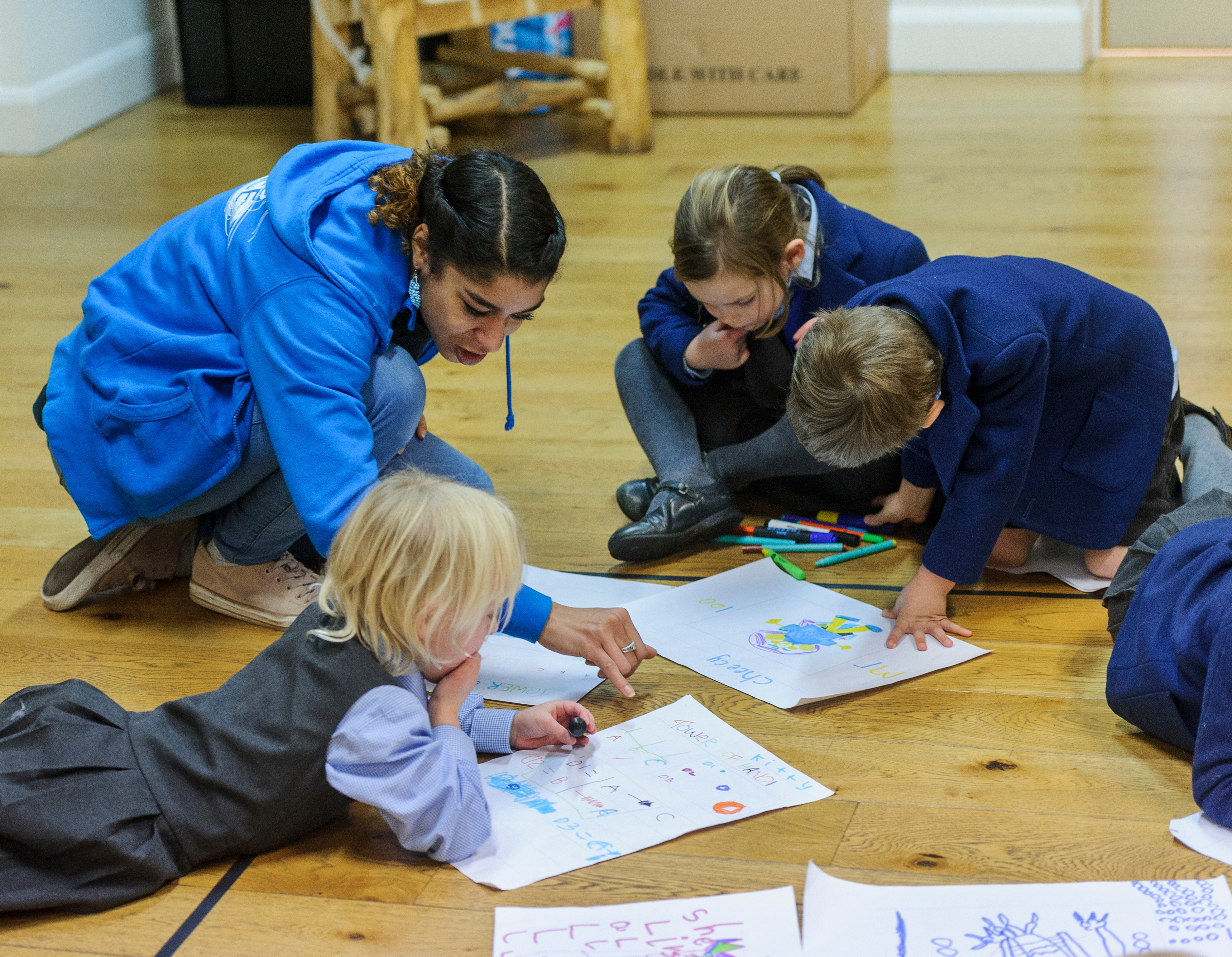 Dancing Puzzles Innovative Maths Movement